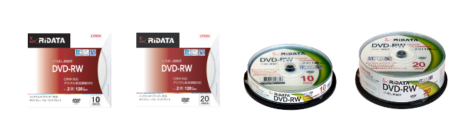 DVD-RW For Video